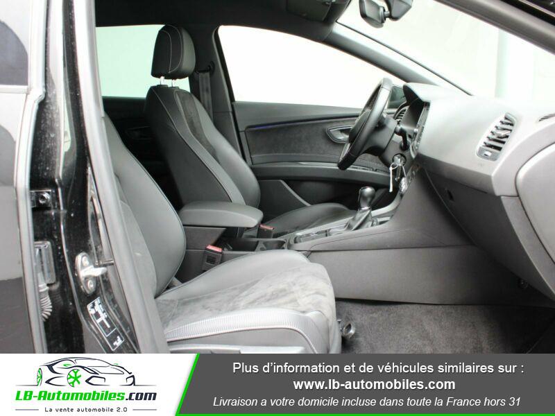 Seat Leon ST 2.0 TSI 300 / Cupra Noir occasion à Beaupuy - photo n°2