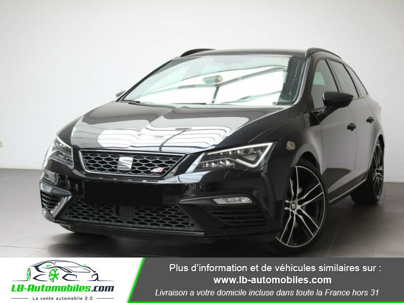 Seat Leon ST 2.0 TSI 300 / Cupra Noir occasion à Beaupuy