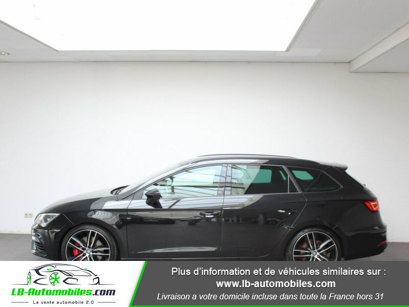 Seat Leon ST 2.0 TSI 300 / Cupra Noir occasion à Beaupuy - photo n°9