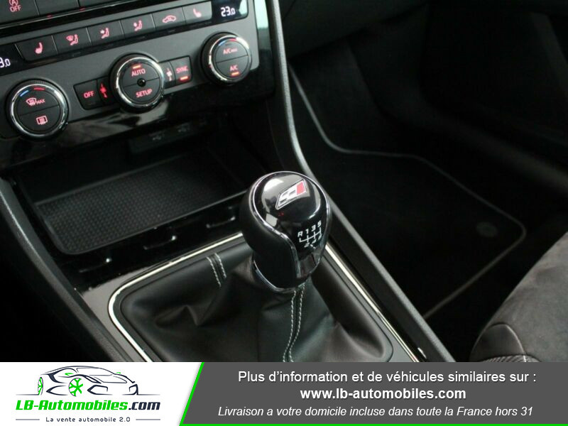 Seat Leon ST 2.0 TSI 300 / Cupra Noir occasion à Beaupuy - photo n°7