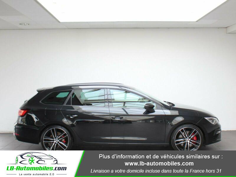 Seat Leon ST 2.0 TSI 300 / Cupra Noir occasion à Beaupuy - photo n°10