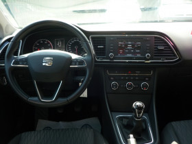 Seat Leon 1.2 TSI 105CH STYLE START&STOP Gris occasion à Toulouse - photo n°5