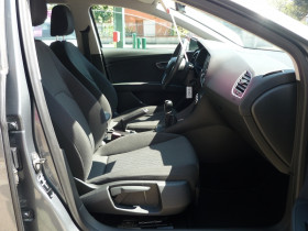 Seat Leon 1.2 TSI 105CH STYLE START&STOP Gris occasion à Toulouse - photo n°7
