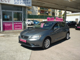 Seat Leon 1.2 TSI 105CH STYLE START&STOP Gris occasion à Toulouse - photo n°1