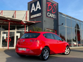 Seat Leon 1.4 TSI Stylance Rouge occasion à Castelmaurou - photo n°2