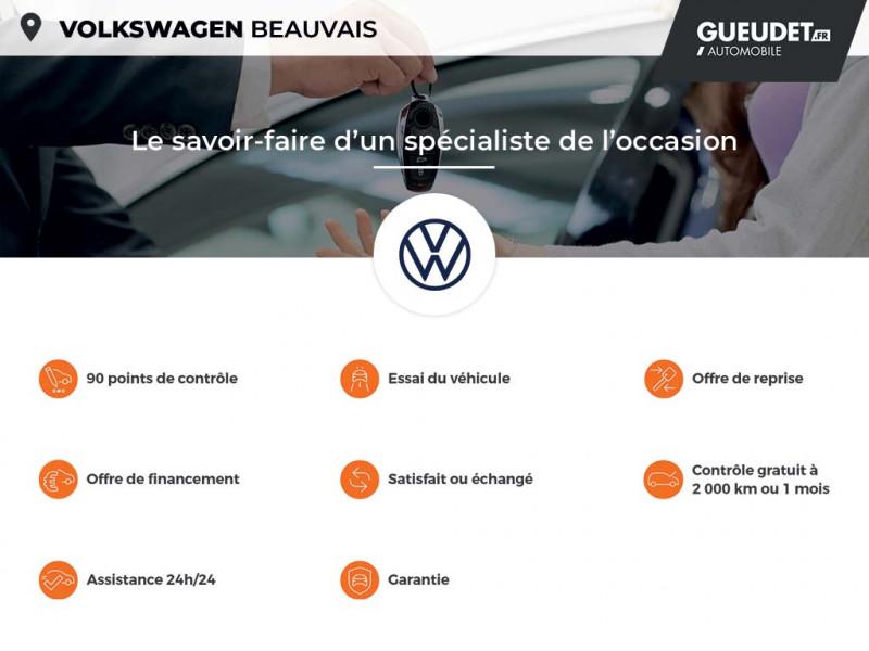 Seat Leon 1.6 TDI 115ch Style Euro6d-T Gris occasion à Beauvais - photo n°17