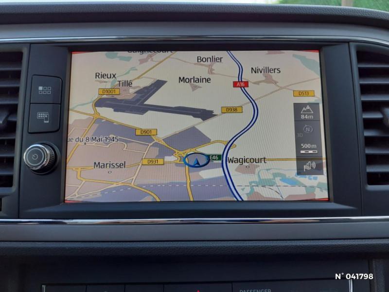 Seat Leon 1.6 TDI 115ch Style Euro6d-T Gris occasion à Beauvais - photo n°15