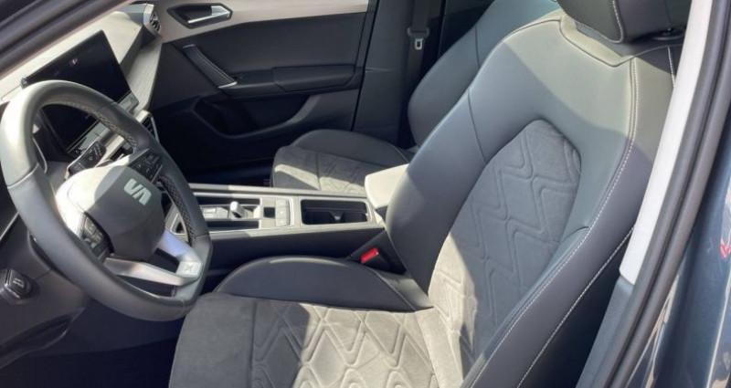 Seat Leon 2.0 TDI 150 DSG7 Xcellence Gris occasion à Bourgogne - photo n°5