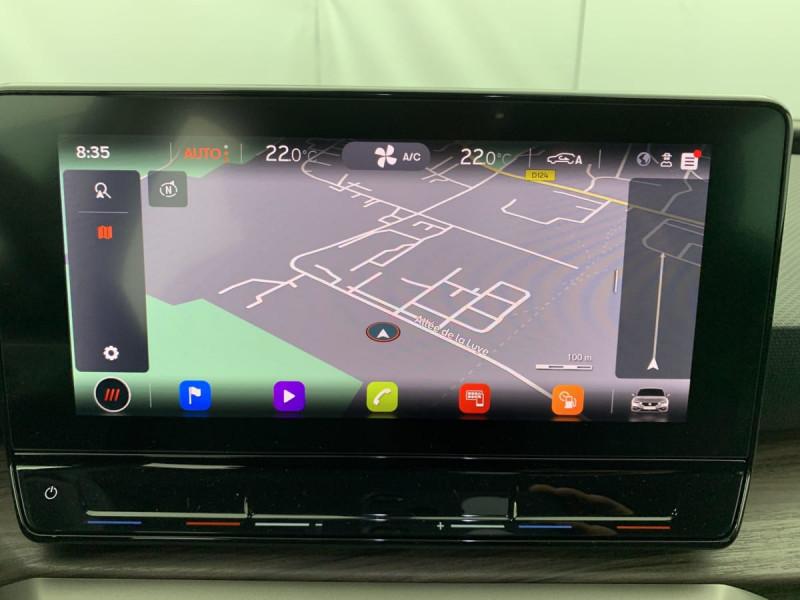 Seat Leon 2.0 TDI 150 DSG7 XCELLENCE Rouge occasion à SAINT-GREGOIRE - photo n°12