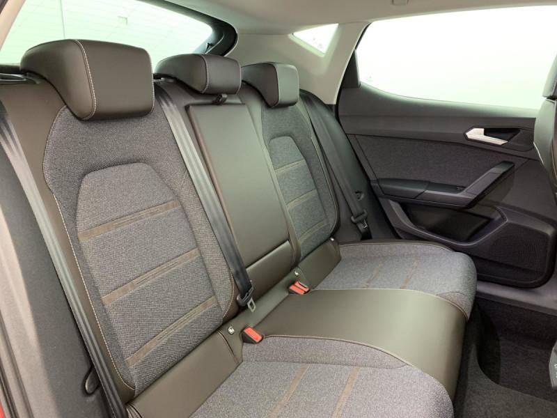 Seat Leon 2.0 TDI 150 DSG7 XCELLENCE Rouge occasion à SAINT-GREGOIRE - photo n°8
