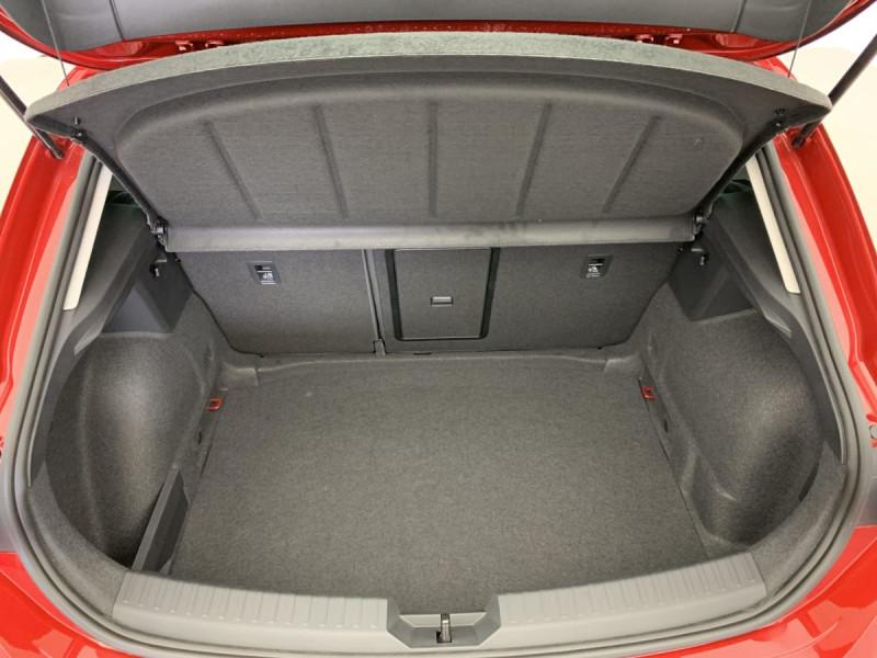 Seat Leon 2.0 TDI 150 DSG7 XCELLENCE Rouge occasion à SAINT-GREGOIRE - photo n°9