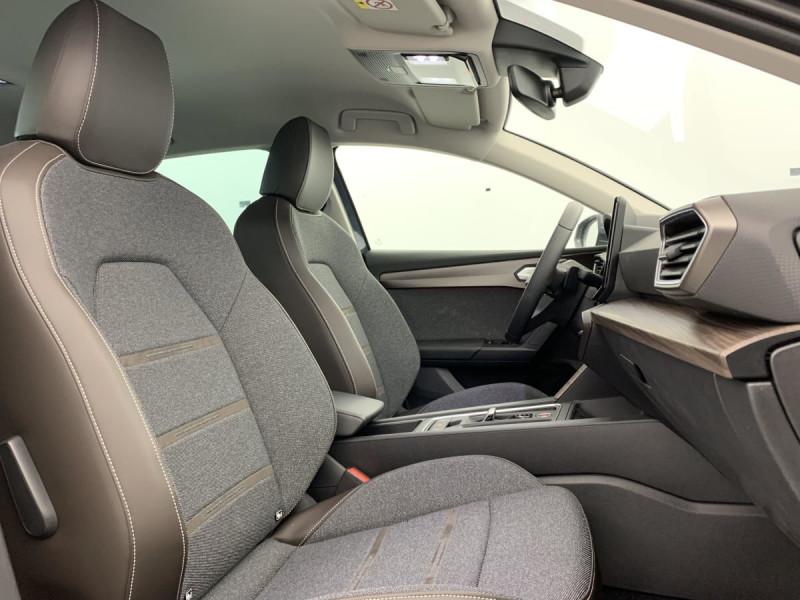 Seat Leon 2.0 TDI 150 DSG7 XCELLENCE Gris occasion à SAINT-GREGOIRE - photo n°7