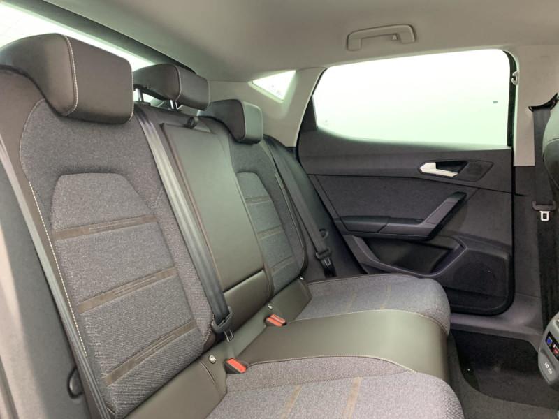 Seat Leon 2.0 TDI 150 DSG7 XCELLENCE Gris occasion à SAINT-GREGOIRE - photo n°8
