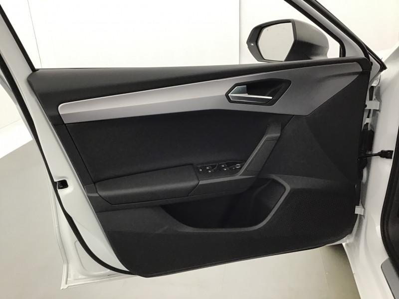 Seat Leon 2.0 TDI 150ch DSG7 FR Pack M Blanc occasion à SAINT-GREGOIRE - photo n°11