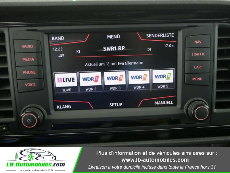 Seat Leon 2.0 TSI 290 / Cupra Blanc occasion à Beaupuy - photo n°7