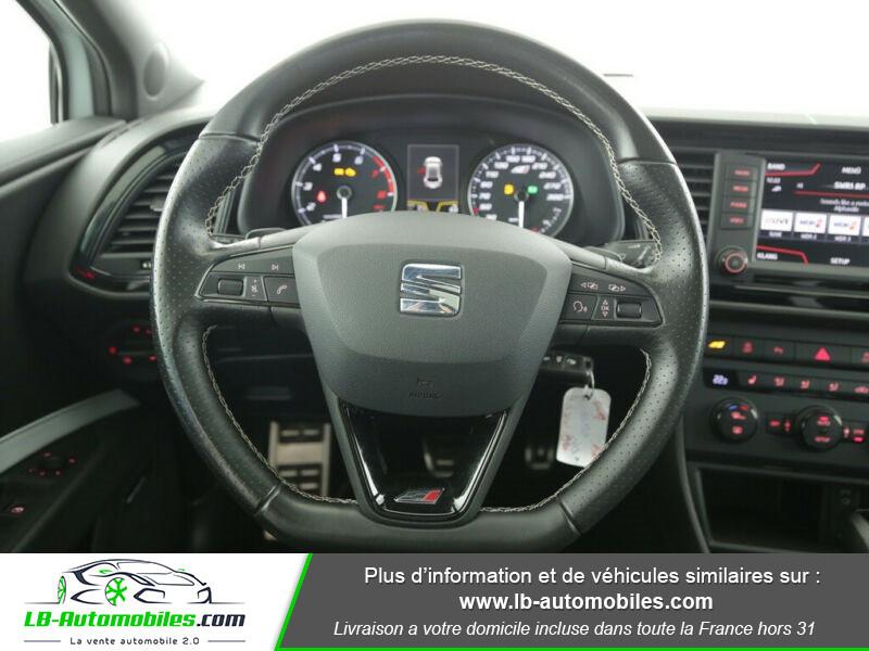 Seat Leon 2.0 TSI 290 / Cupra Blanc occasion à Beaupuy - photo n°5