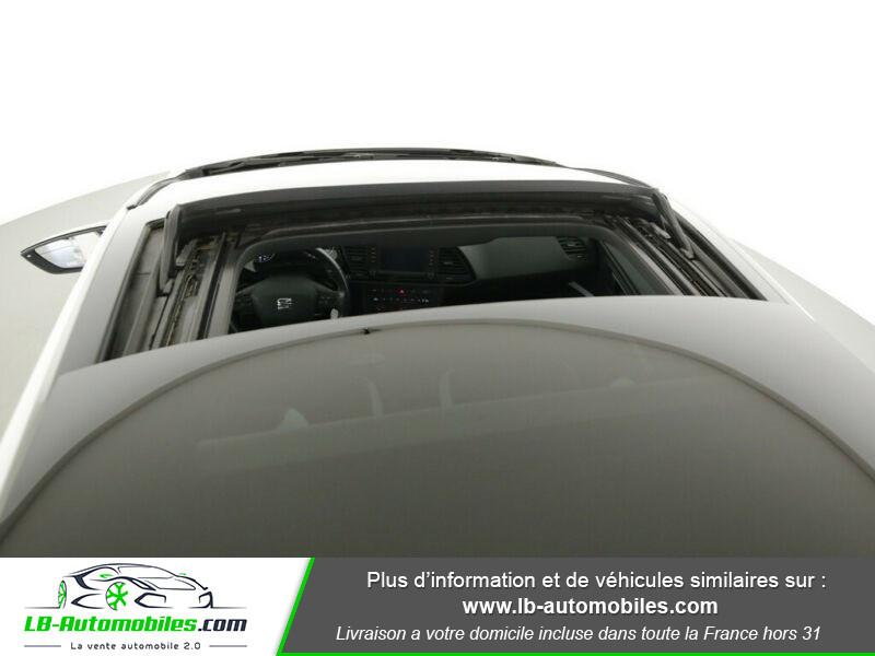Seat Leon 2.0 TSI 290 / Cupra Blanc occasion à Beaupuy - photo n°9