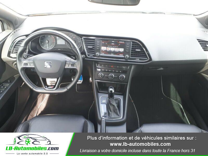 Seat Leon 2.0 TSI 290 / Cupra Gris occasion à Beaupuy - photo n°2