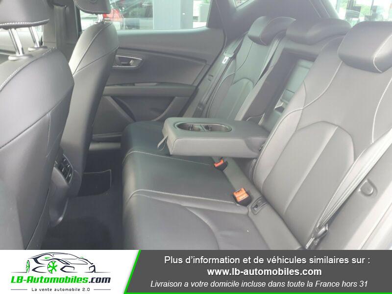 Seat Leon 2.0 TSI 290 / Cupra Gris occasion à Beaupuy - photo n°8