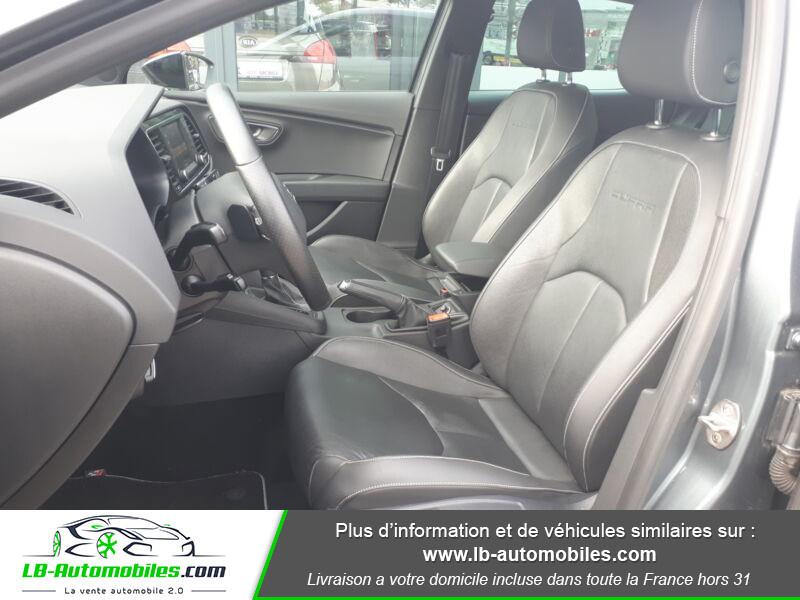 Seat Leon 2.0 TSI 290 / Cupra Gris occasion à Beaupuy - photo n°7