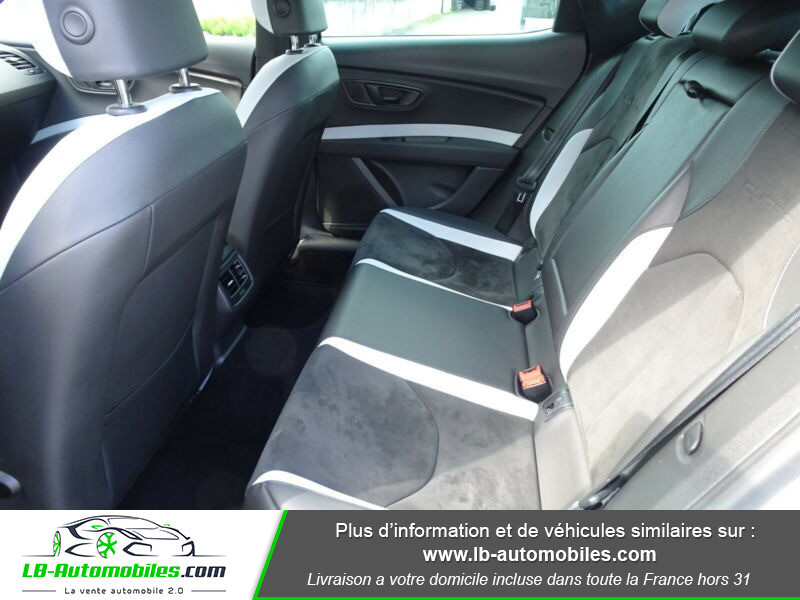 Seat Leon 2.0 TSI 290 / Cupra Blanc occasion à Beaupuy - photo n°18