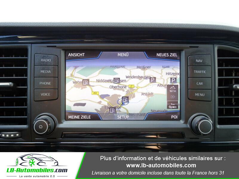 Seat Leon 2.0 TSI 290 / Cupra Blanc occasion à Beaupuy - photo n°15