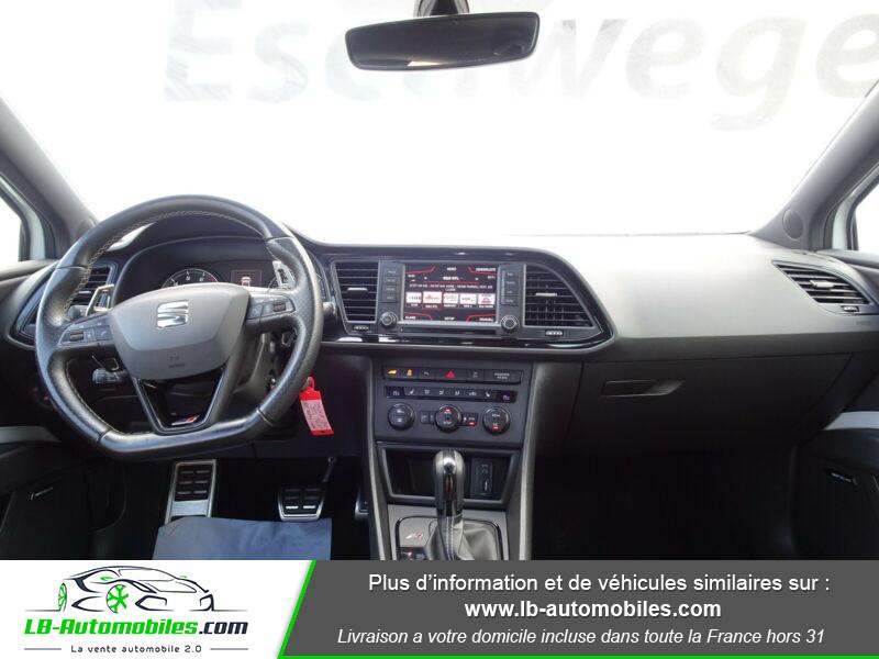 Seat Leon 2.0 TSI 290 / Cupra Blanc occasion à Beaupuy - photo n°2