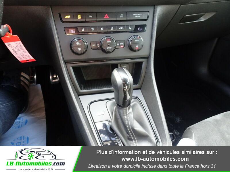 Seat Leon 2.0 TSI 290 / Cupra Blanc occasion à Beaupuy - photo n°16