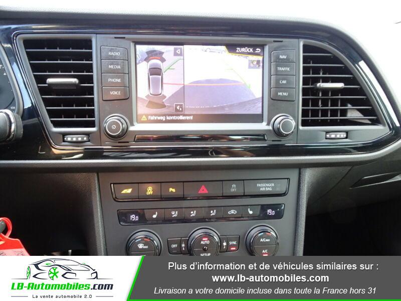 Seat Leon 2.0 TSI 290 / Cupra Blanc occasion à Beaupuy - photo n°14