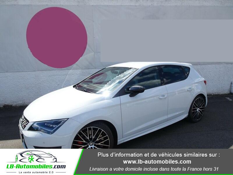 Seat Leon 2.0 TSI 290 / Cupra Blanc occasion à Beaupuy