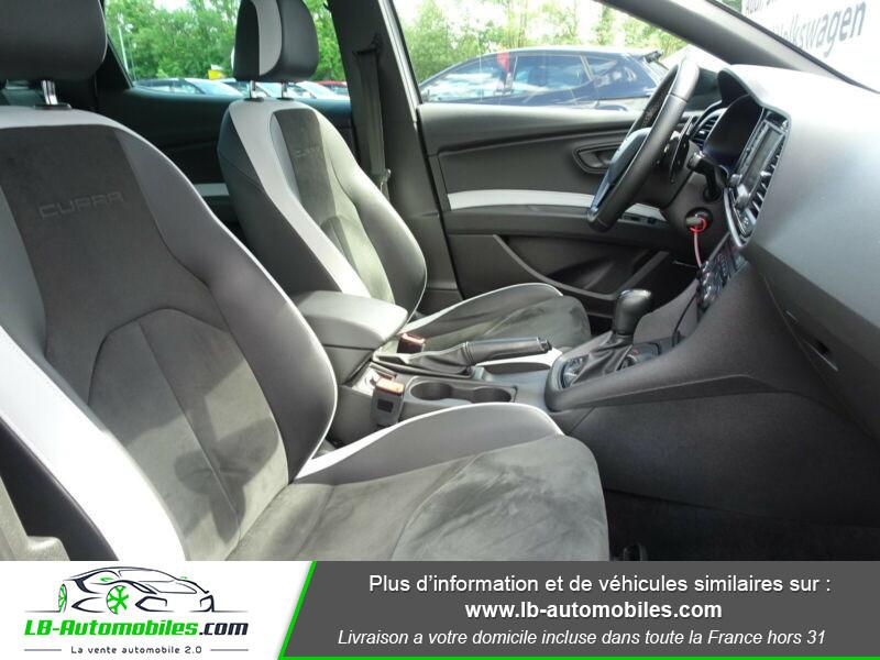 Seat Leon 2.0 TSI 290 / Cupra Blanc occasion à Beaupuy - photo n°17