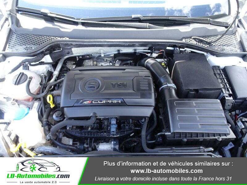 Seat Leon 2.0 TSI 290 / Cupra Blanc occasion à Beaupuy - photo n°8