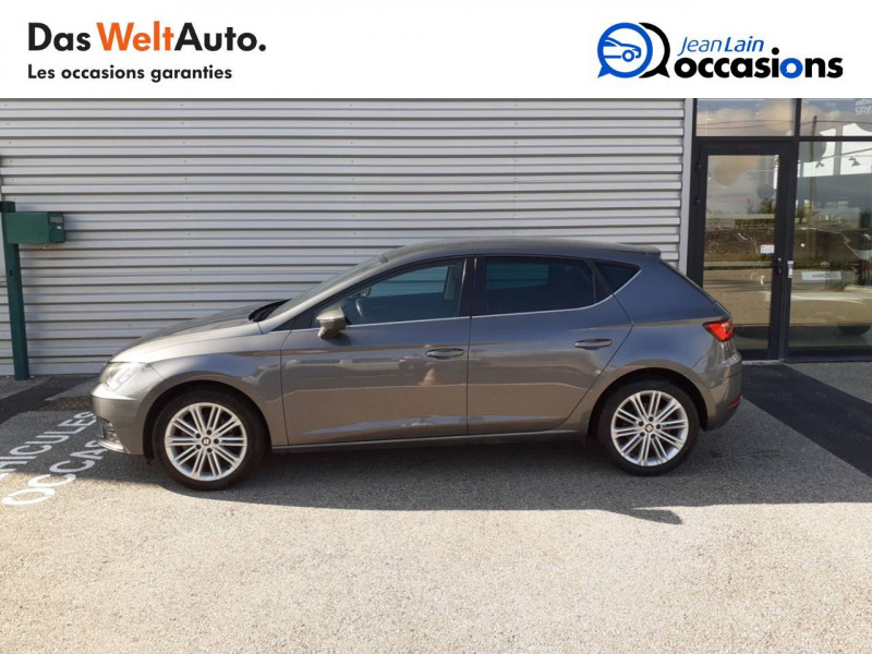 Seat Leon Leon 1.4 TSI 125 Start/Stop TYPE EXCELLENCE 5p  occasion à Valence - photo n°8