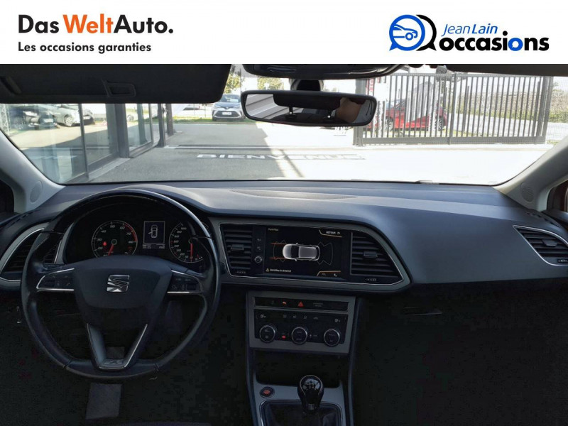 Seat Leon Leon 1.4 TSI 125 Start/Stop TYPE EXCELLENCE 5p  occasion à Valence - photo n°18