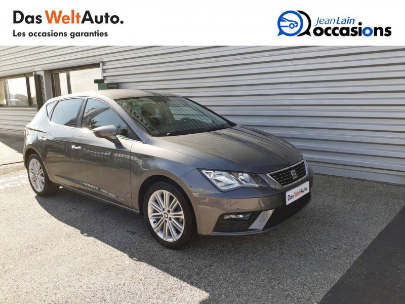 Seat Leon Leon 1.4 TSI 125 Start/Stop TYPE EXCELLENCE 5p  occasion à Valence - photo n°3