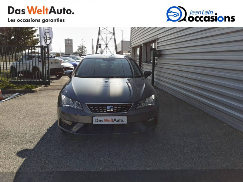Seat Leon Leon 1.4 TSI 125 Start/Stop TYPE EXCELLENCE 5p  occasion à Valence - photo n°2