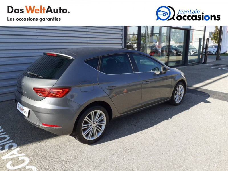 Seat Leon Leon 1.4 TSI 125 Start/Stop TYPE EXCELLENCE 5p  occasion à Valence - photo n°5
