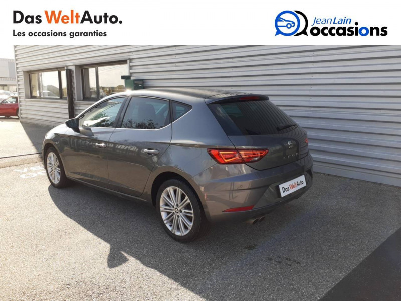 Seat Leon Leon 1.4 TSI 125 Start/Stop TYPE EXCELLENCE 5p  occasion à Valence - photo n°7