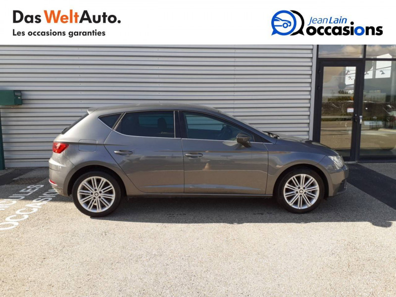 Seat Leon Leon 1.4 TSI 125 Start/Stop TYPE EXCELLENCE 5p  occasion à Valence - photo n°4