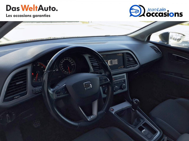Seat Leon Leon 1.4 TSI 125 Start/Stop TYPE EXCELLENCE 5p  occasion à Valence - photo n°11
