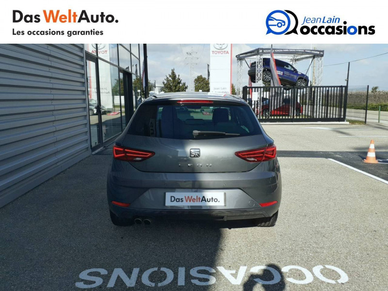 Seat Leon Leon 1.4 TSI 125 Start/Stop TYPE EXCELLENCE 5p  occasion à Valence - photo n°6