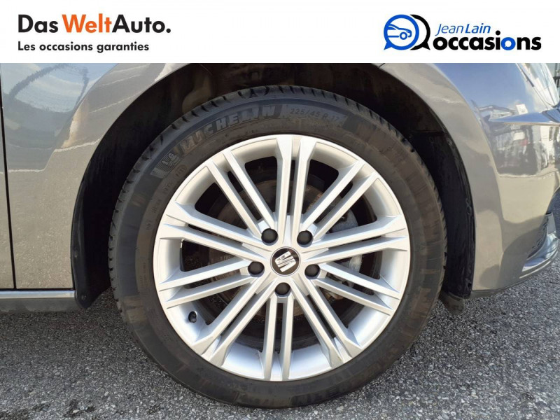 Seat Leon Leon 1.4 TSI 125 Start/Stop TYPE EXCELLENCE 5p  occasion à Valence - photo n°9