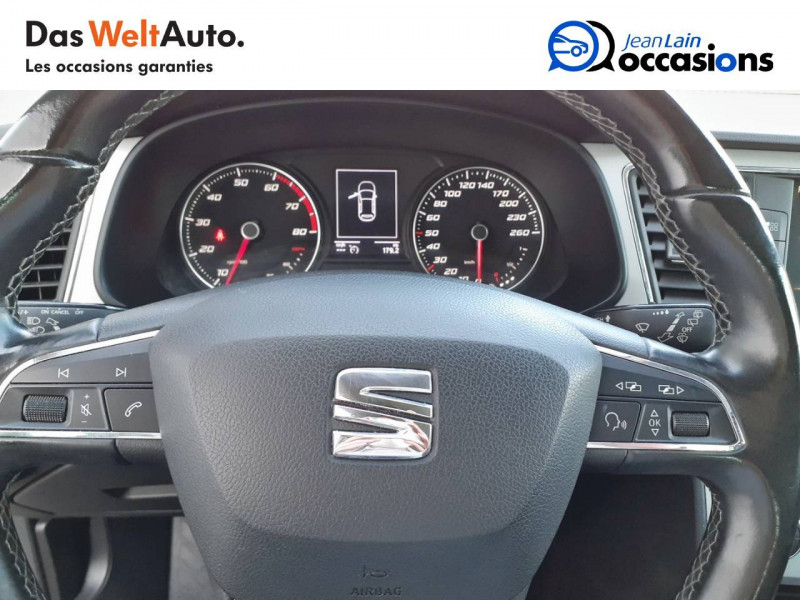 Seat Leon Leon 1.4 TSI 125 Start/Stop TYPE EXCELLENCE 5p  occasion à Valence - photo n°12