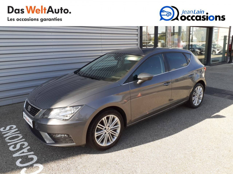 Seat Leon Leon 1.4 TSI 125 Start/Stop TYPE EXCELLENCE 5p  occasion à Valence