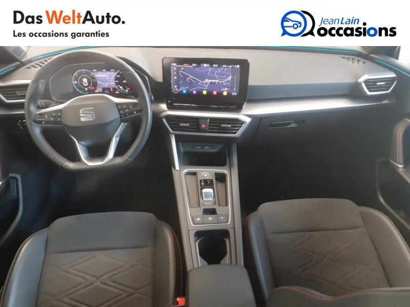 Seat Leon Leon e-Hybrid 204 ch DSG6 FR 5p Gris occasion à Voiron - photo n°18