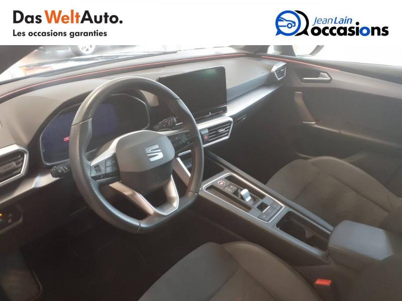 Seat Leon Leon e-Hybrid 204 ch DSG6 FR 5p Gris occasion à Voiron - photo n°11