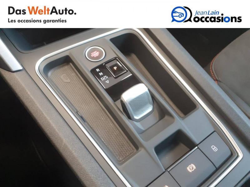 Seat Leon Leon e-Hybrid 204 ch DSG6 FR 5p Gris occasion à Voiron - photo n°13