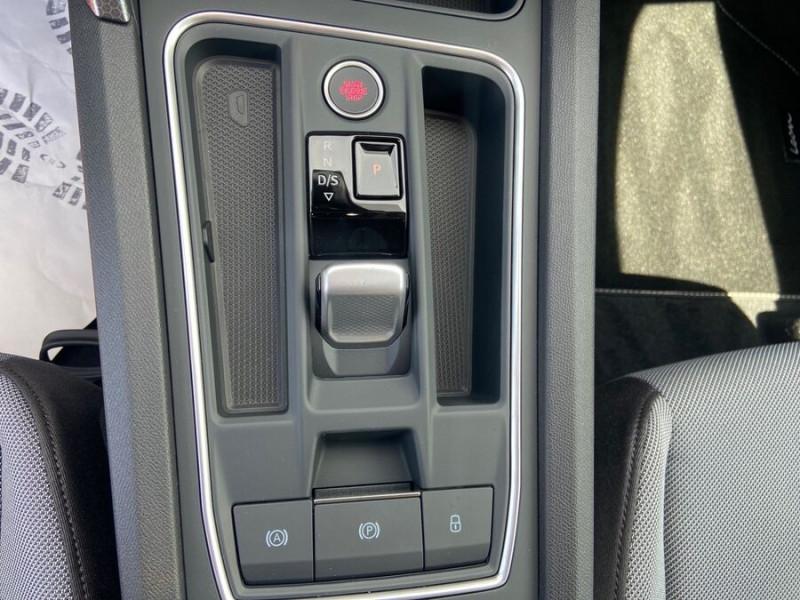 Seat Leon New 2.0 TDI 150 DSG STYLE GPS FULL LED Noir occasion à Montauban - photo n°14
