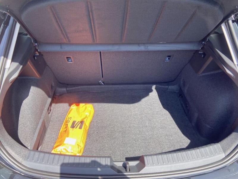Seat Leon New 2.0 TDI 150 DSG STYLE GPS FULL LED Noir occasion à Montauban - photo n°6
