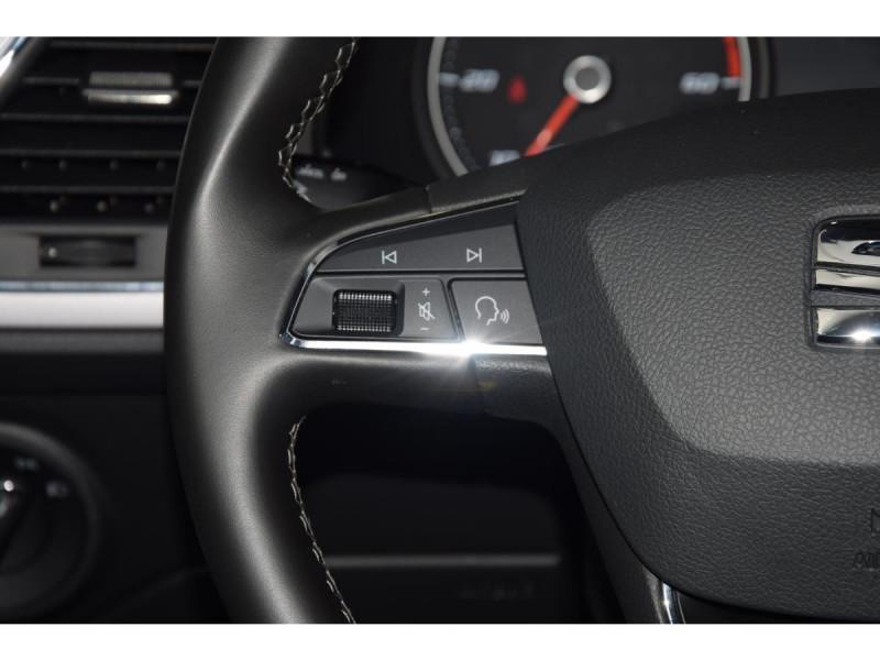 Seat Leon Sportstourer 2.0 16V TDI - 150 - BV DSG 7  SPORTSTOURER 2020 Blanc occasion à Riorges - photo n°16
